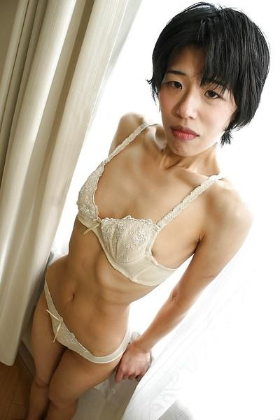 Asian Skinny Glamour - Lingerie skinny curly asian. New porn.